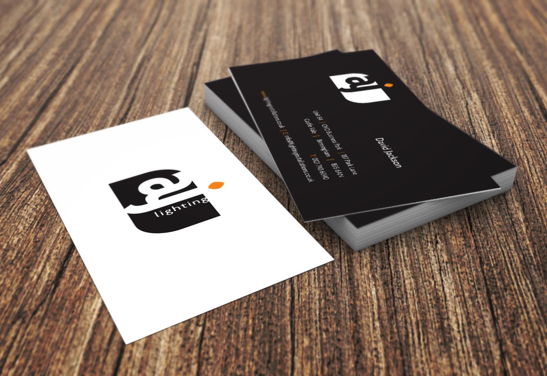 AJ-Business-Card Design & Print