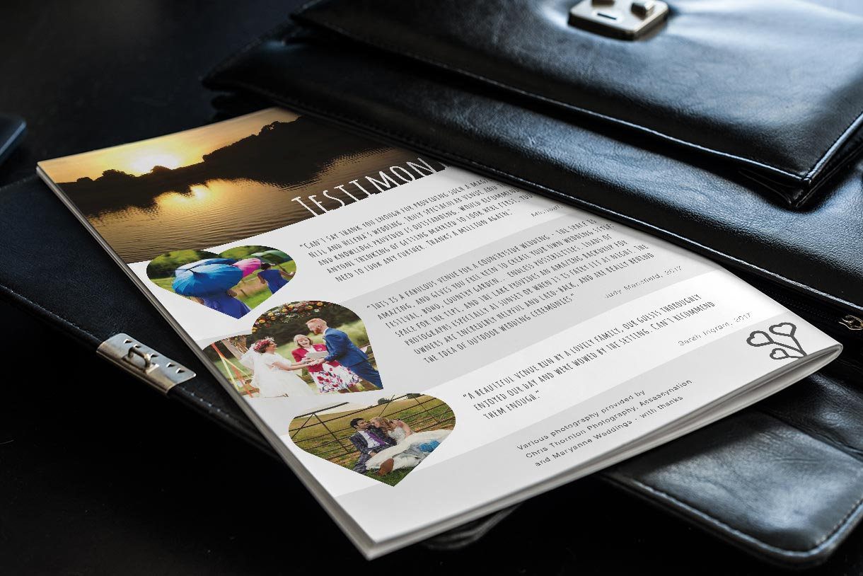 Hadsham Brochure Design