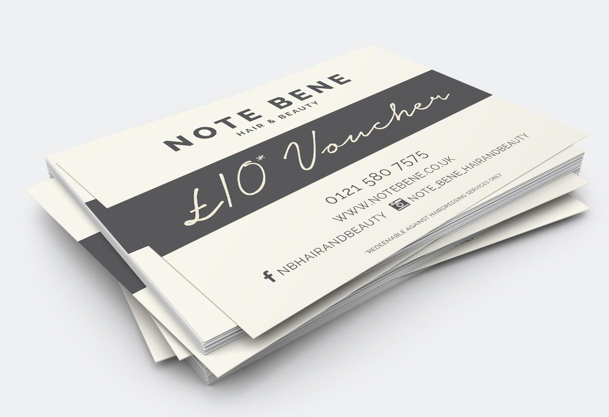 Postcard design & print