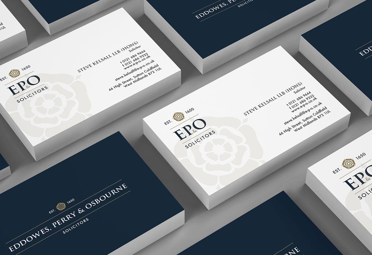 EPO business card