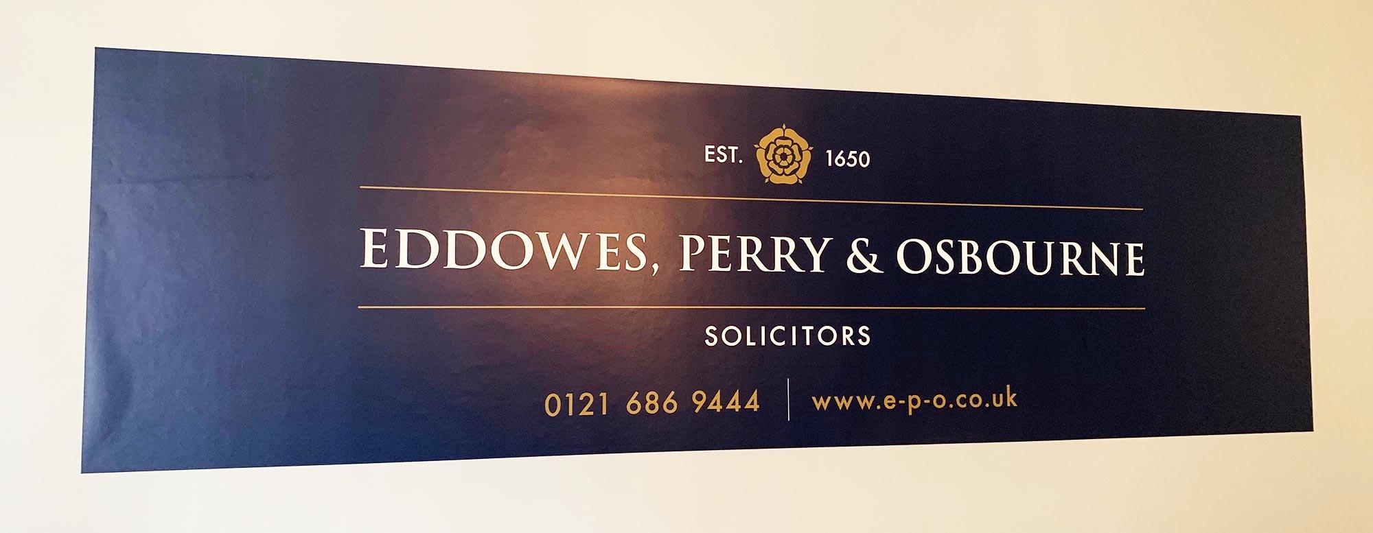 Eddowes, Perry & Osbourne 2