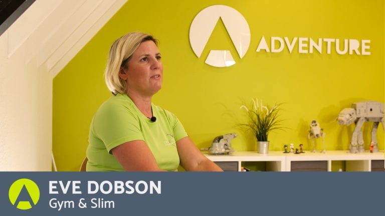 A Testimonial by Eve Dobson, Gym & Slim