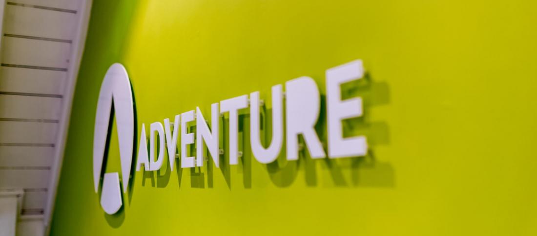 Adventure brand and rebrand journey