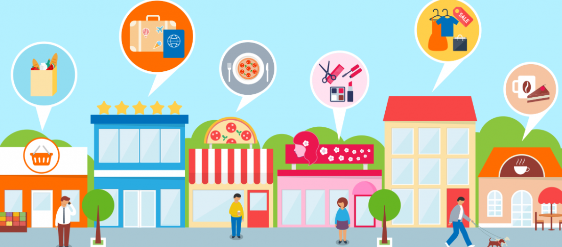 What can we all do to help small businesses?